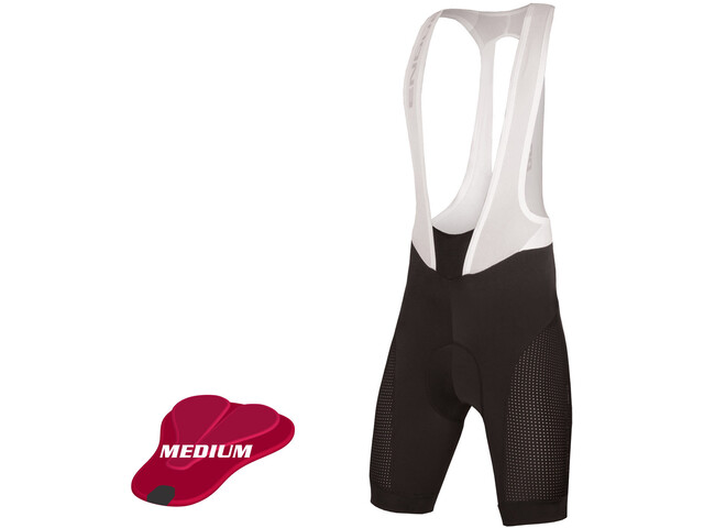 Endura Pro SL Lite 700 Serieslite Bib Shorts medium pad Men black